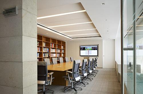 Conference Room At The Joyce Foundation